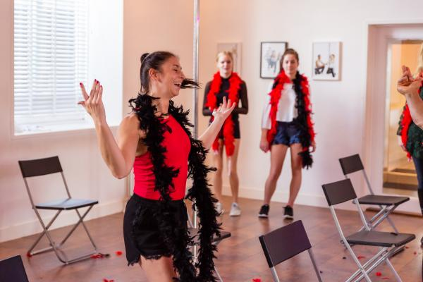 Burlesque Workshop in Arnhem