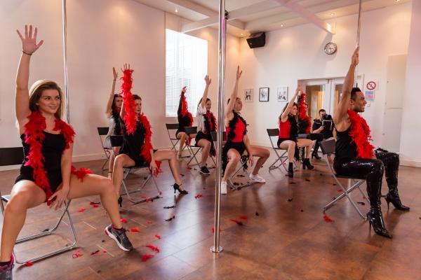 Burlesque Workshop in Arnhem